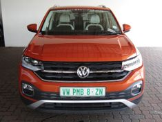 2019 Volkswagen T-Cross 1.0 TSI Highline DSG Kwazulu Natal Pietermaritzburg_2