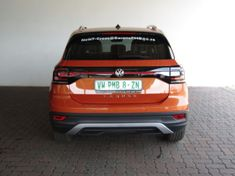 2019 Volkswagen T-Cross 1.0 TSI Highline DSG Kwazulu Natal Pietermaritzburg_4