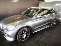 2017 Mercedes-Benz GLC 250d AMG Western Cape