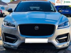 2017 Jaguar F-Pace 2.0 i4D AWD R-Sport Western Cape