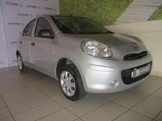 2014 Nissan Micra 1.2 Visia Insync 5dr d86v  Gauteng Pretoria_3