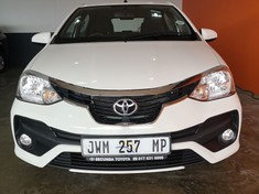 2019 Toyota Etios 1.5 Xs 5dr  Mpumalanga Secunda_1