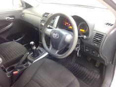 2011 Toyota Corolla 1.3 Professional  Limpopo Tzaneen_3