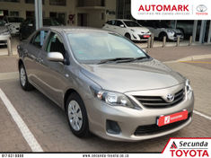 2018 Toyota Corolla Quest 1.6 Auto Mpumalanga