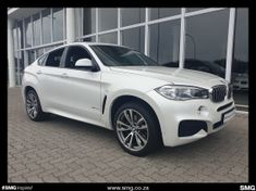 2018 BMW X6 xDRIVE40d M Sport Western Cape