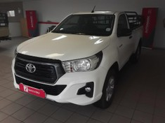 2019 Toyota Hilux 2.4 GD-6 RB SRX Single Cab Bakkie Northern Cape Postmasburg_4