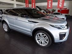 2019 Land Rover Evoque 2.0 SD4 HSE Dynamic Gauteng