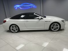 2014 BMW 6 Series 650i Convert M Sport Auto Gauteng Vereeniging_4