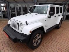 2018 Jeep Wrangler 2.8 Crd Unltd Sahar A/t  Gauteng
