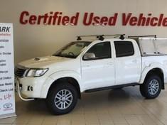 2016 Toyota Hilux 3.0 D-4D LEGEND 45 4X4 Double Cab Bakkie Western Cape