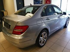 2013 Mercedes-Benz C-Class C200 Be Avantgarde At  Western Cape Cape Town_4