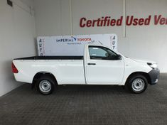 2020 Toyota Hilux 2.4 GD AC Single Cab Bakkie Western Cape Brackenfell_2