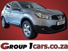 2014 Nissan Qashqai 1.6 Acenta  Western Cape
