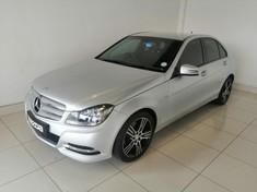 2013 Mercedes-Benz C-Class C200 Be Classic At  Gauteng Boksburg_0