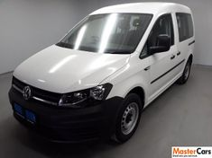2020 Volkswagen Caddy Crewbus 1.6i Western Cape Cape Town_0