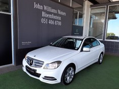 2014 Mercedes-Benz C-Class C200 Be Avantgarde A/t  Free State
