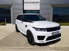 2020 Land Rover Range Rover Sport 5.0 V8 HSE Dynamic North West Province