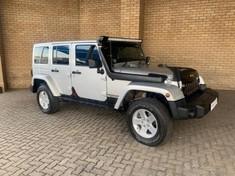 2013 Jeep Wrangler Unlimited 3.6l V6 A/t  Gauteng