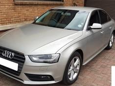 2015 Audi A4 1.8t Se Multitronic  Gauteng