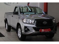 2020 Toyota Hilux 2.4 GD-6 RB SRX Single Cab Bakkie Mpumalanga Barberton_0