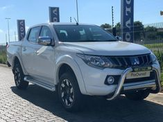 2018 Mitsubishi Triton 2.4 Di-DC 4X4 Auto Double Cab Bakkie Gauteng Johannesburg_0