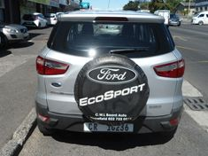 2016 Ford EcoSport 1.5TiVCT Ambiente Western Cape Bellville_4