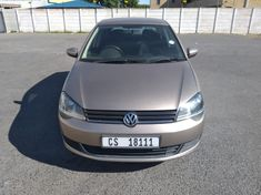 2016 Volkswagen Polo Vivo GP 1.4 Conceptline Western Cape Bellville_1