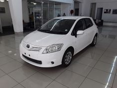 2011 Toyota Auris 1.6 Xi  Free State Bloemfontein_2