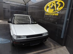 1990 Toyota Corolla 1.3 Gl  Gauteng Vereeniging_1