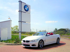 2014 BMW 4 Series 435i Convertible M Sport Auto Kwazulu Natal