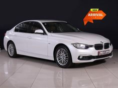 2017 BMW 3 Series 320i Luxury Line Auto Gauteng