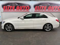 2015 Mercedes-Benz C-Class C250 Bluetec Avantgarde Auto Gauteng Vereeniging_1