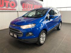 2014 Ford EcoSport 1.5TDCi Titanium Gauteng Vereeniging_0