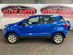 2014 Ford EcoSport 1.5TDCi Titanium Gauteng Vereeniging_1
