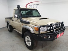 2019 Toyota Land Cruiser 70 4.5D Single cab Bakkie Mpumalanga