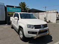 2011 Volkswagen Amarok 2.0 Bitdi Highline 120kw 4 Mot D/c P/u  Western Cape