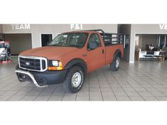 2006 Ford F-Series F250 4.2 TDI 4X2 Single cab Bakkie Gauteng