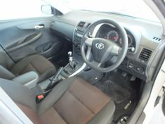 2015 Toyota Corolla Quest 1.6 Plus Western Cape Brackenfell_4