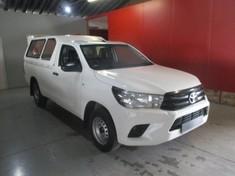 2017 Toyota Hilux 2.0 VVTi AC Single Cab Bakkie Gauteng Benoni_3