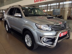 2015 Toyota Fortuner 3.0d-4d 4x4 A/t  Limpopo