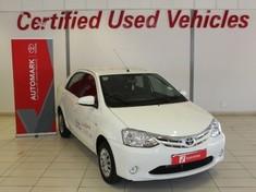 2020 Toyota Etios 1.5 Xi  Western Cape
