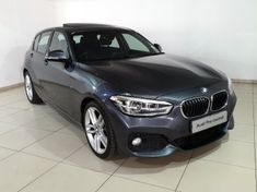 2016 BMW 1 Series 125i M Sport 5DR Auto f20 Western Cape Cape Town_2