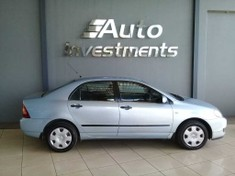2005 Toyota Corolla 180i Gls  Gauteng