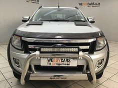 2014 Ford Ranger 3.2tdci Xlt 4x4 At Pu Dc  Gauteng Centurion_2