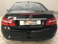 2011 Mercedes-Benz E-Class E 500 Coupe  Gauteng