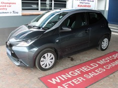 2015 Toyota Aygo 1.0 X- PLAY 5-Door Western Cape