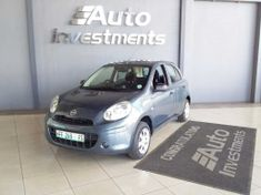 2012 Nissan Micra 1.2 Visia+ 5dr (d82)  Gauteng