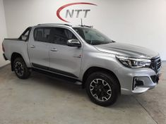 2019 Toyota Hilux 2.8 GD-6 Raider 4X4 Auto Double Cab Bakkie Mpumalanga Delmas_0