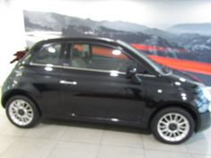 2011 Fiat 500 1.4 Cabriolet  Kwazulu Natal Pietermaritzburg_2