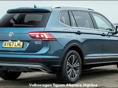 2019 Volkswagen Tiguan AllSpace 1.4 TSI CLINE DSG 110KW Gauteng Johannesburg_1